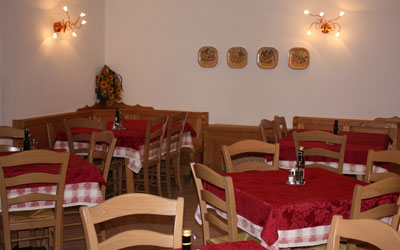 Why choose the Ristorante Pizzeria 4 Stagioni